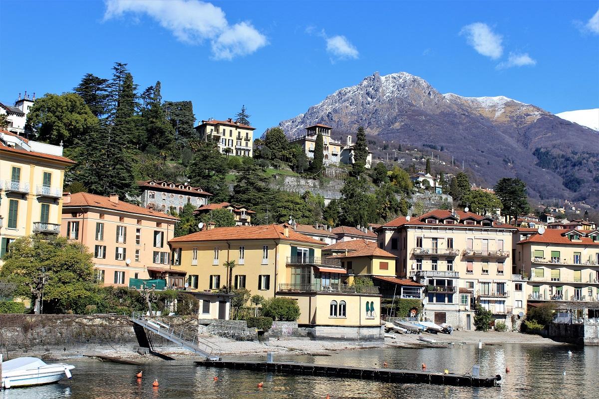Menaggio ville che si affacciano sul lago di Como