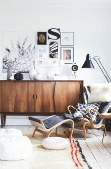 A Danish house with a warm soul and quirky touches.