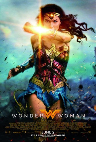 The Machine Wonder Woman Work