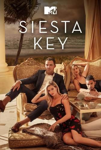 The Machine Siesta Key Poster
