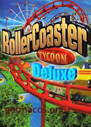 RollerCoaster Tycoon Deluxe [MAC] Latest Free Download