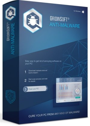 GridinSoft Anti-Malware 4.1.95 Crack With Activation Code 2021 Download