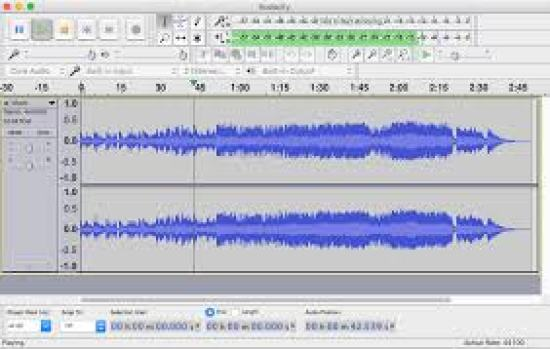 Audacity 3.0.3 Crack With Serial Key 2021 Free Download