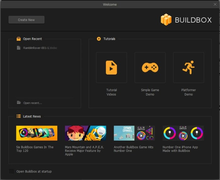 Buildbox 3.4.3 Crack With Activation Code 2021 Free Download