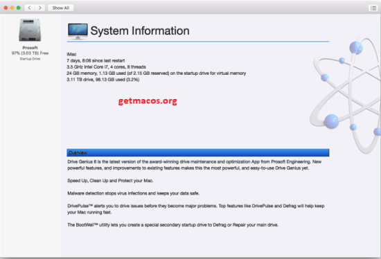 Drive Genius 6.2.0 Crack With License Key 2021 Free Download
