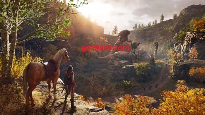 Assassin's Creed Odyssey Crack [ISO File] PC Download