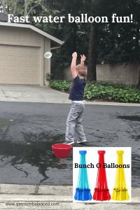 Aff link: Bunch O Balloons gives you fast and convenient water balloon fun!
