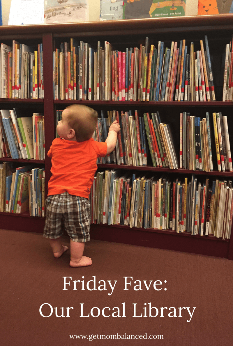 The local library is a great place to hang with your kids. The resources are amazing and your kids can learn so much while they're there.