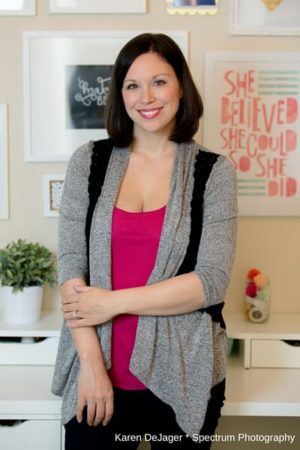 Sara Robinson: Helping busy moms create more balance.