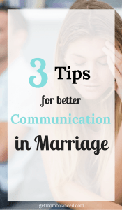 3 Tips for Improving Communication | Communication in marriage | Miscommunication Issues | Truths about Communication