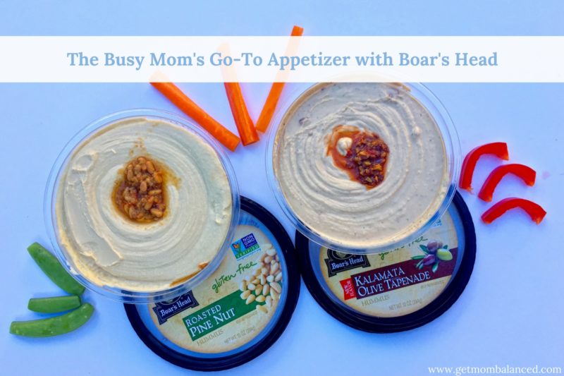 Boar's Head helps busy moms create a fool-proof holiday appetizer.