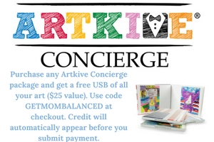 Artkive Concierge Service | Coupon Code | Free USB