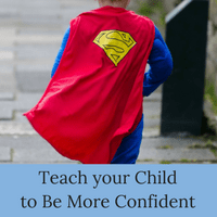 Learn how to help with confidence for kids. Confidence is a skill that can be learned.