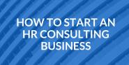 hr consultant career