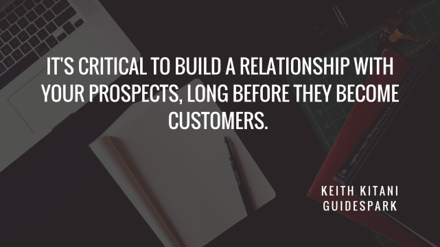 Keith Kitani HR marketing quote