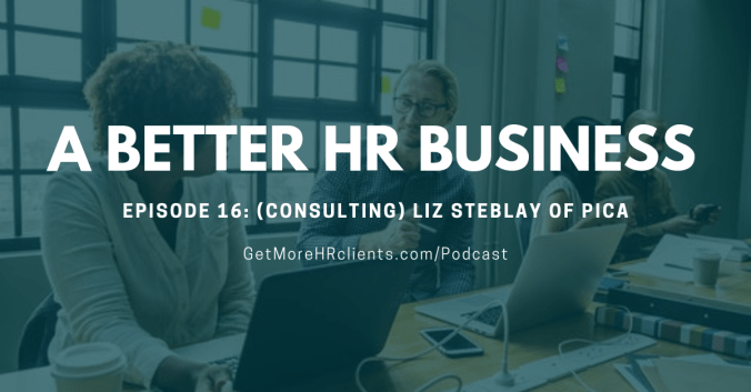 Liz Steblay HR podcast