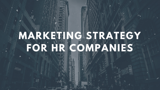 Marketing Strategy Plan For Human Resources Companies
