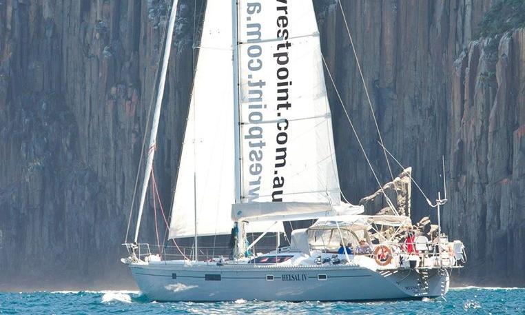 Helsal IV Sailing Yacht Charter In Tasmania GetMyBoat