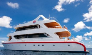 Charter 104ft Sea Jaguar Maiora Power Mega Yacht In Male