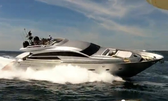 Pershing 92 Yacht Rental In France GetMyBoat