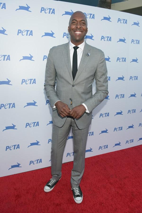 Wu-Tang Clan's RZA Among Awardees at PETA's 35th Anniversary Bash