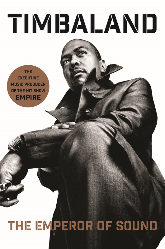 Timbaland Book Launch Event in NYC [Details]