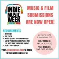 JXN Indie Music Week now seeking applications from artists [Opportunities]