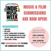 JXN Indie Music Week now seeking applications from artists [Opportunities]