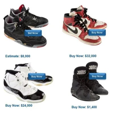 Want to be Like Mike? 1985 Michael Jordan game issued, signed Air Jordan 1 [Sneakers]