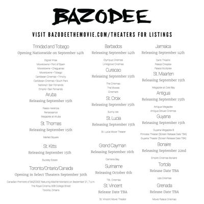 Album Stream: Bazodee The Movie Soundtrack Available Now #Bazodeethemovie [Audio]