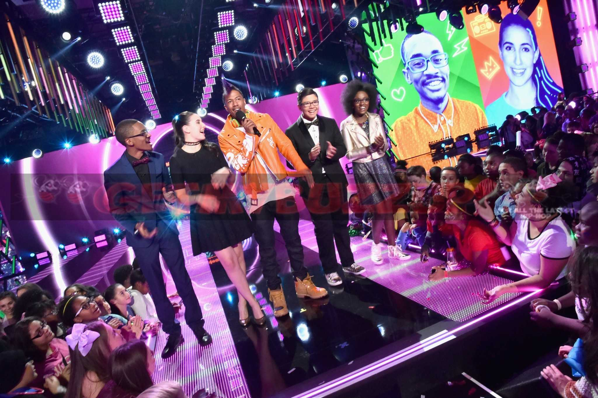 JASON DERULO, HAILEE STEINFELD, ZEDD, ALESSIA CARA, DAYA AND MORE JOIN HOST NICK CANNON FOR NICKELODEON HALO AWARDS 2016 [PHOTOS + Video]