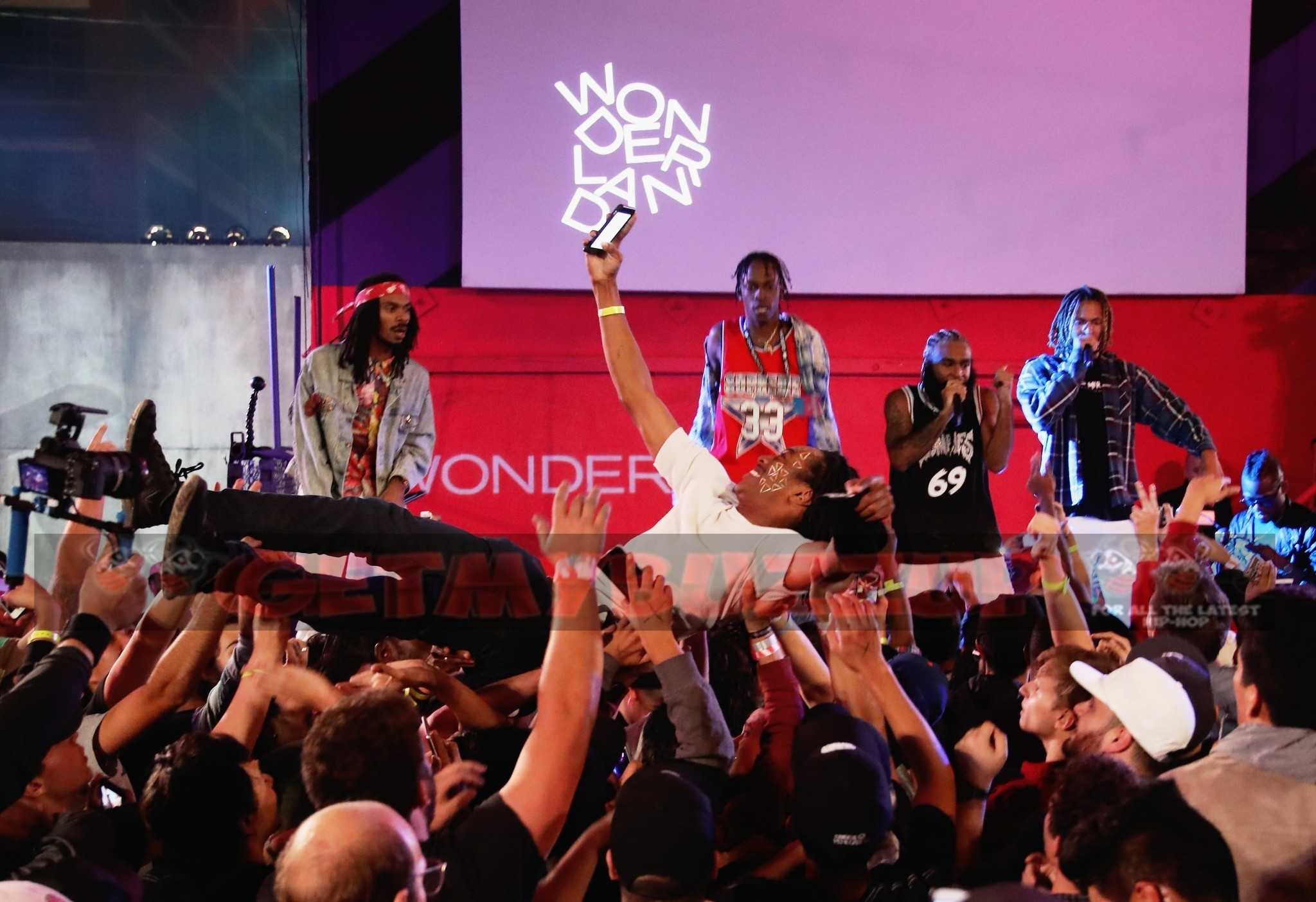 Watch: Flatbush Zombies Performing Live on Mtv's 'Wonderland' [Video + Photos]