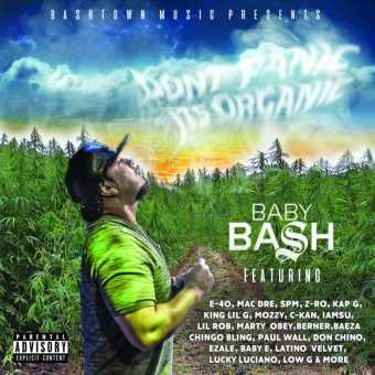 "Album Stream: Baby Bash – ""Don't Panic It's Organic"" [Audio]"