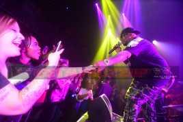 Twista at LAX Nightclub inside Luxor Hotel and Casino Nov. 10 Credit Powers imagery