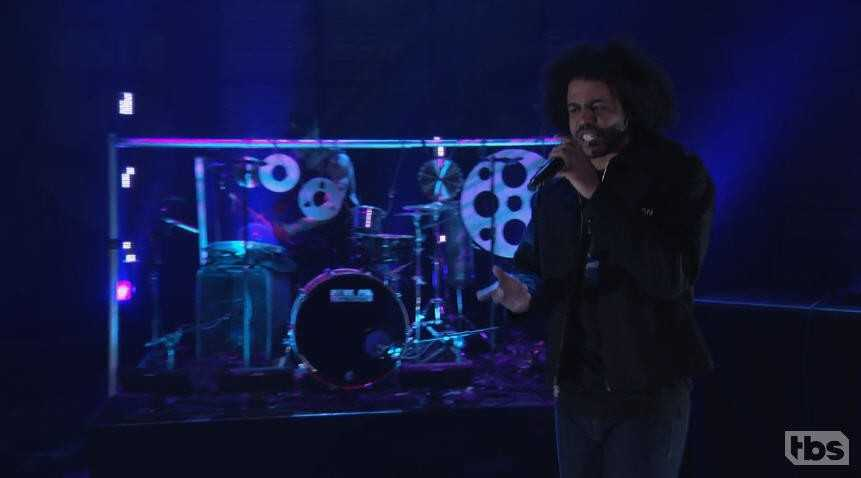 """Clipping Performing """"Air 'Em Out"""" Live on Conan [Video]"""