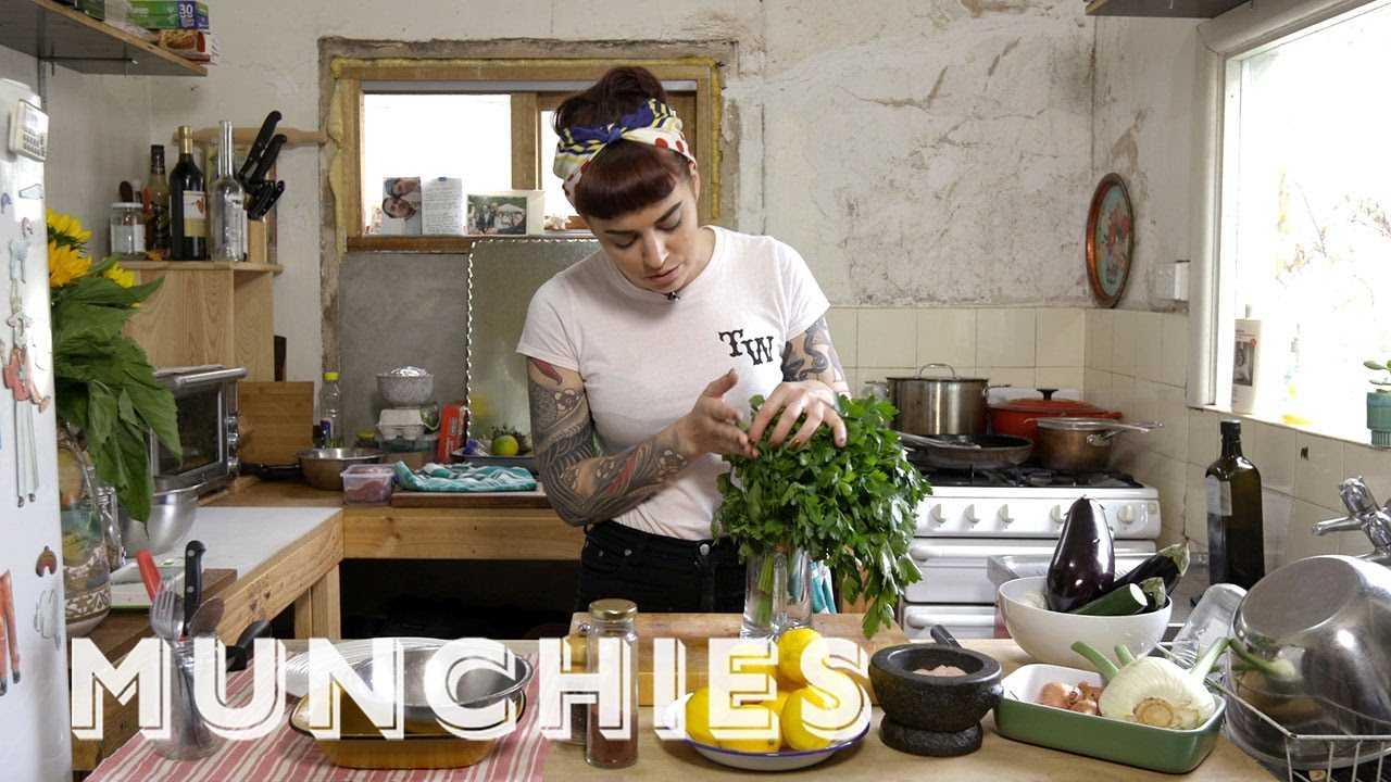 How-To: Make Lamb Rump Salad With Sarah De Burgh