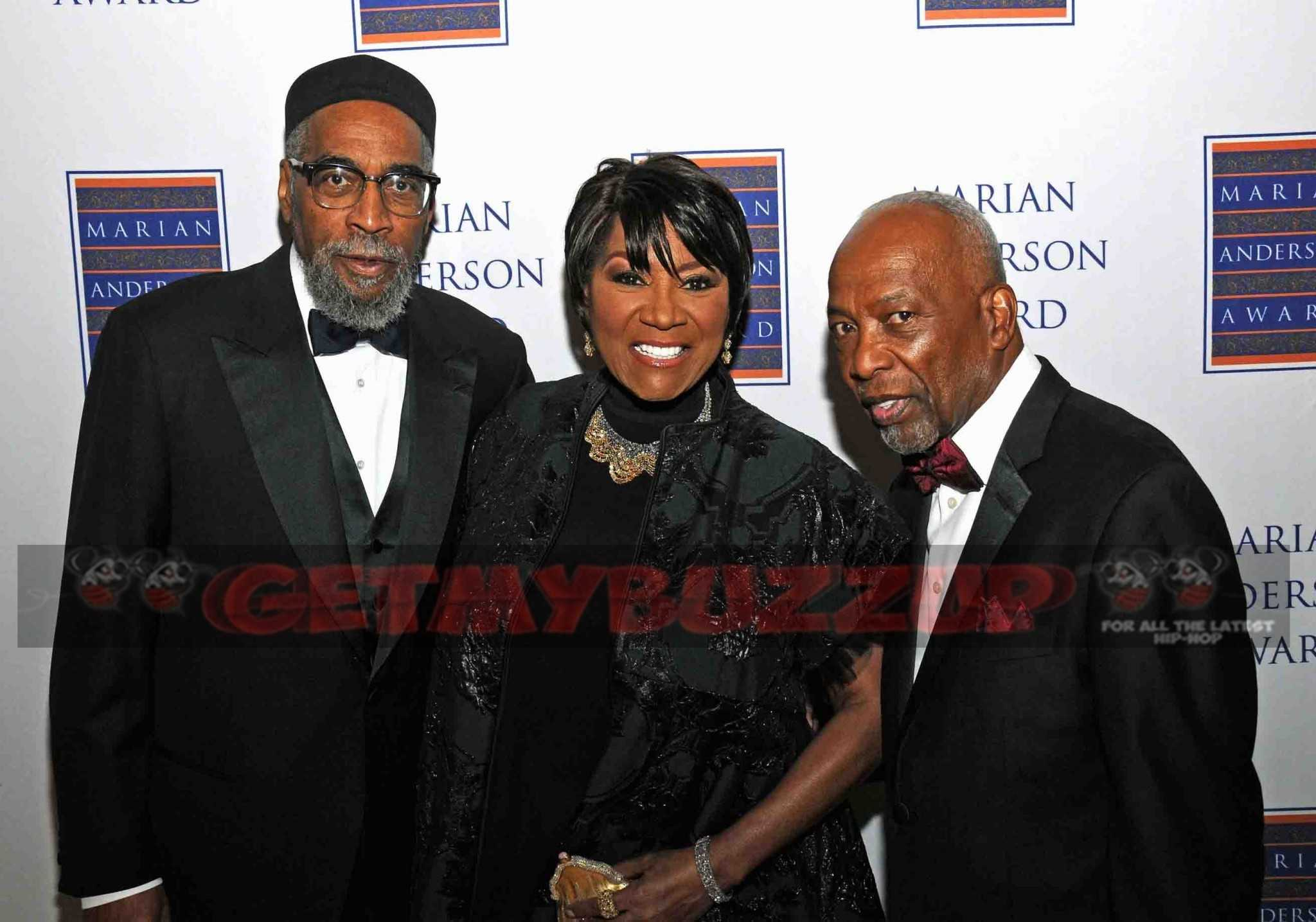 GAMBLE & HUFF Receive Star-Studded Salute with Patti LaBelle at 2016 Marian Anderson Awards [Photos]