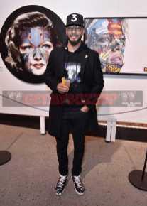 LONDON, ENGLAND - DECEMBER 08: Swizz Beatz attends The Dean Collection X Bacardi Present No Commission: London on December 8, 2016 in London, England. (Photo by David M. Benett/Dave Benett/Getty Images for Getty Images) *** Local Caption *** Swizz Beatz