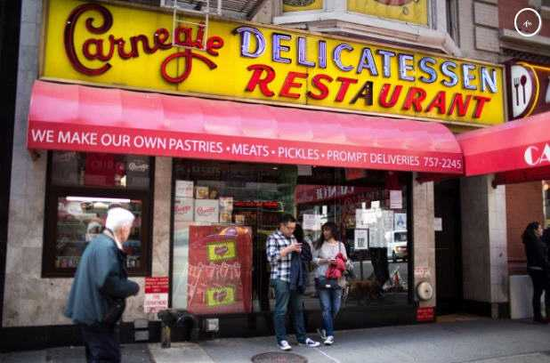 Sammy Musovic offers $10M to save the historic Carnegie Deli [News]