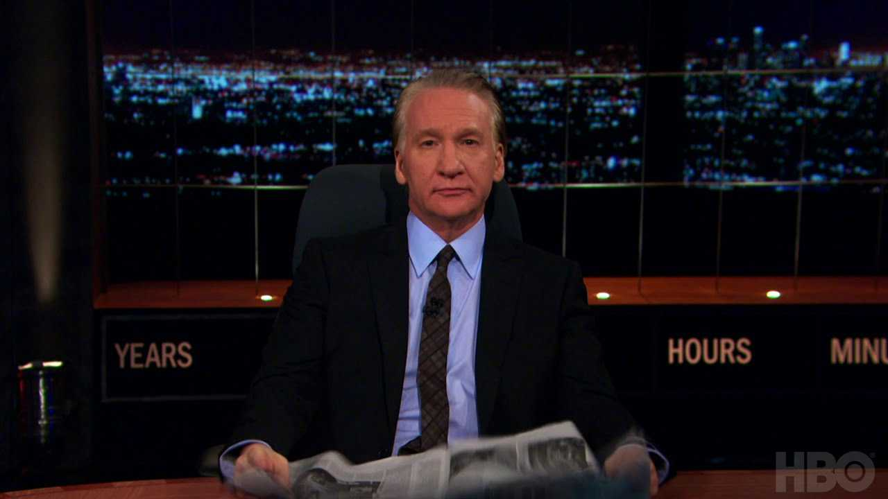 Bill Maher is Back on Inauguration Day   Real Time with Bill Maher (HBO)