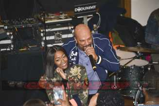 Celeb Sightings: Common Performs at Burning Sands After Party with Casamigos Tequila during Sundance [Photos]