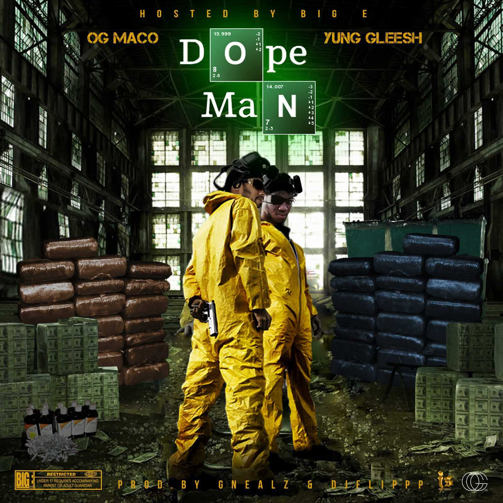 "OG Maco & Yung Gleesh Are Breaking Bad With ""Dope Man"" [Audio]"