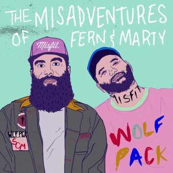 "ALBUM STREAM: SOCIAL CLUB MISFITS RELEASES NEW ALBUM ""THE MISADVENTURES OF FERN & MARTY"" [AUDIO]"