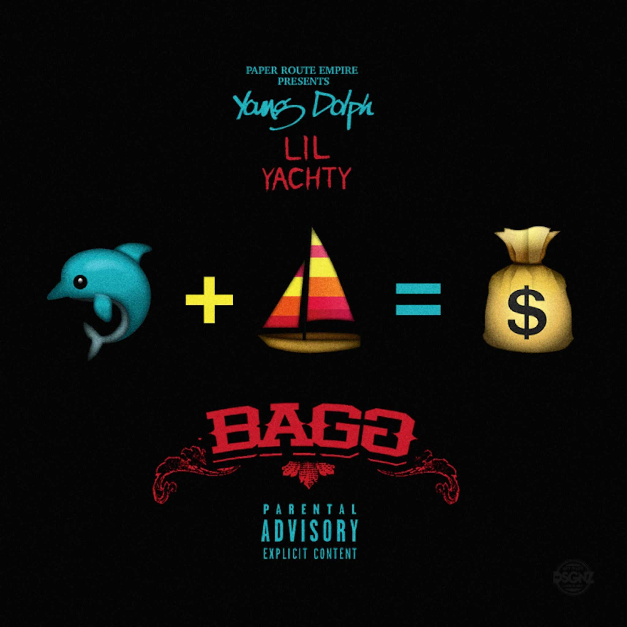"""Young Dolph - """"Bagg"""" ft. Lil Yachty (Prod. by DJ Squeak) [Audio]"""