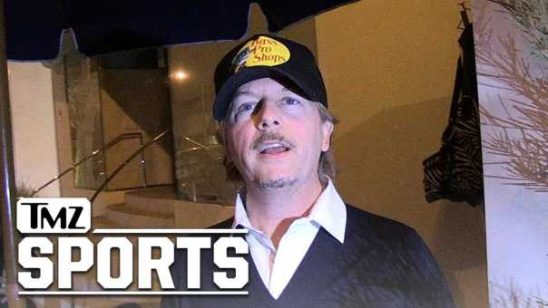 David Spade On Michael Floyd — 'I've Never Seen a Guy Profit More from a DUI' | TMZ Sports