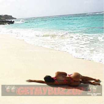 Thirst Trap: Reality Star Erica Mena Breaks the Internet with Beach Photo ????