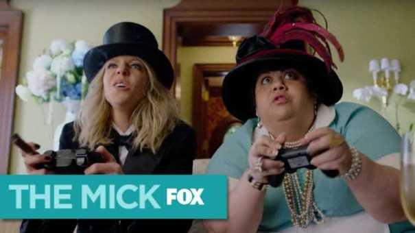 "The Mick – ""The Intruder"" Season 1 Episode 17 #TheMick [Tv]"