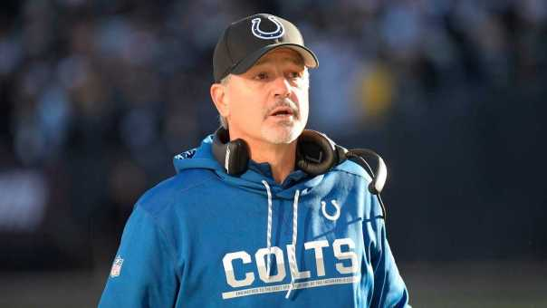 Time to Schein: The Colts bring back Chuck Pagano