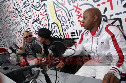 Nick Cannon Chops It Up With Short Dogg at The BoomBox [Interview Teaser]