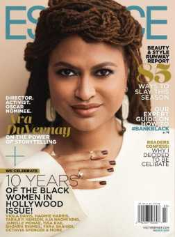 """Ava DuVernay Graces Essence's """"Black Women in Hollywood"""" March Cover! [Mag Cover]"""